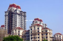 天津某高档住宅区项目