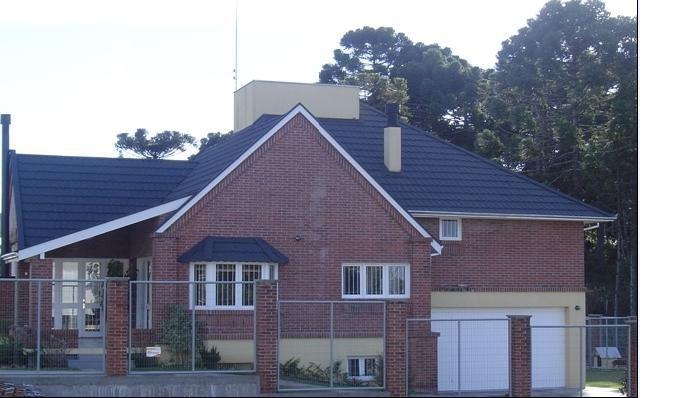 彩鋼瓦的臨時房特色;都和金屬瓦的別墅小洋房特色