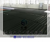 彩麟金属瓦产品配件之工厂展示图